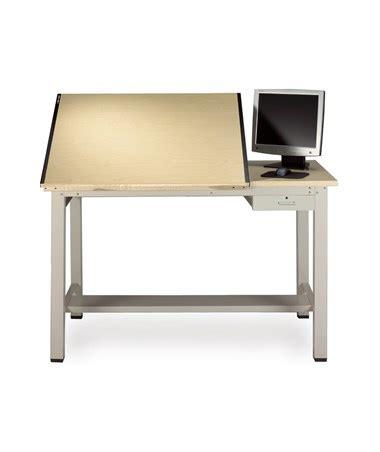 Mayline Ranger Steel 4 Post Split Top Drafting Table Tiger Mayline Ranger Drafting Table