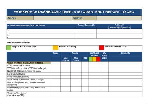 quarterly expense report template and 8 quarterly report