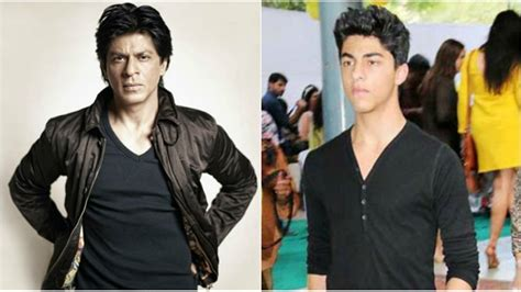 Find out why Aryan Khan denies being related to Shah Rukh ...