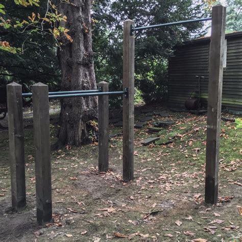 backyard gymnastics bar best 25 outdoor pull up bar ideas on pinterest pull up