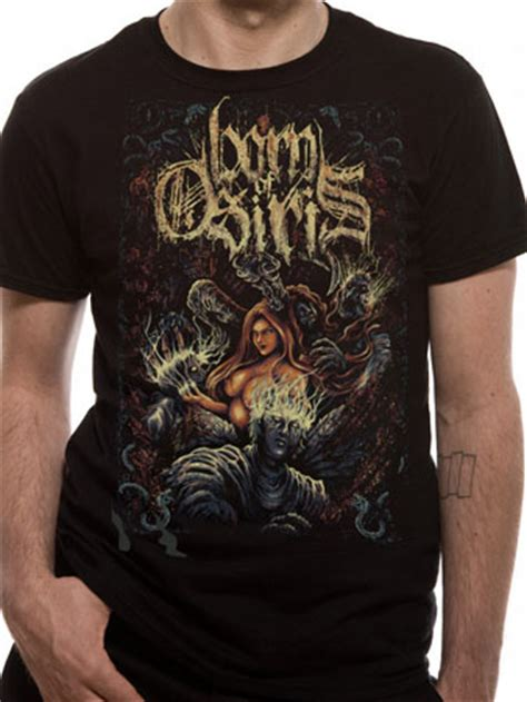 Hoodie Bron Of Osiris 4 born of osiris evil t shirt buy born of osiris evil t