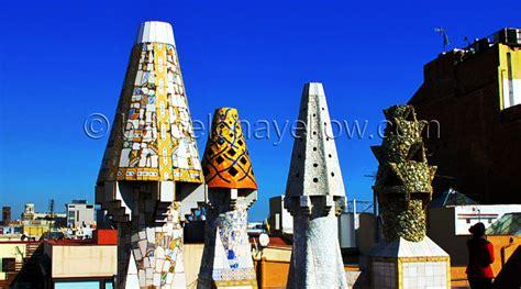 Barcelona 2017   Antoni Gaudi   Barcelona's famous