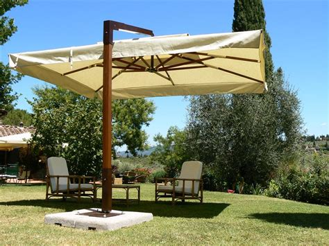large offset patio umbrellas italian patio umbrellas