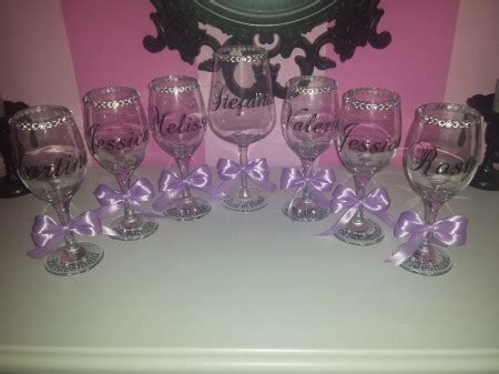 bicchieri decorati bicchieri personalizzati da regalare fai da te forum
