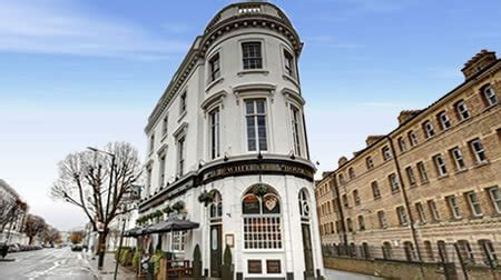 budget bed  breakfast hotels  victoria station london