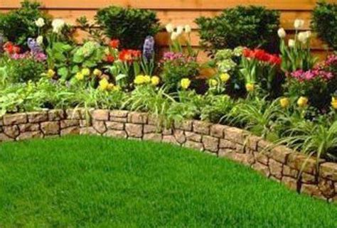 Garden Bed Design Ideas 33 Beautiful Flower Beds Adding Bright Centerpieces To