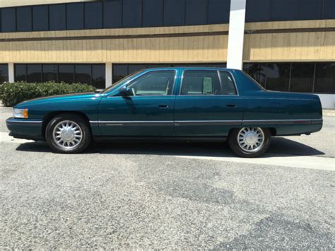auto repair manual online 1994 cadillac deville interior lighting 1994 cadillac deville concours excellent condition 77k miles immaculate int for sale