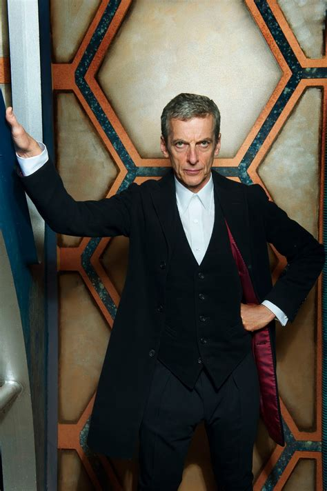 The Of The Twelfth my 12th doctor costume promo pictures