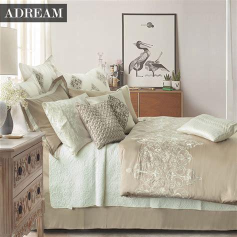cotton sateen comforter set online buy wholesale sateen comforter queen from china