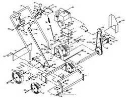 bunton bobcat xrd180 all dethatcher parts diagram for standard flail blades list of parts