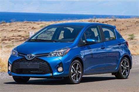Toyota Yaris 2015 Price 2015 Toyota Yaris Reviews And Rating Motor Trend