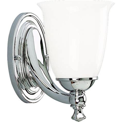 victorian bathroom lighting fixtures progress lighting victorian collection 1 light chrome