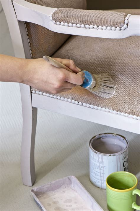 diy chalk paint for upholstery diy painting project painting upholstery and dyeing