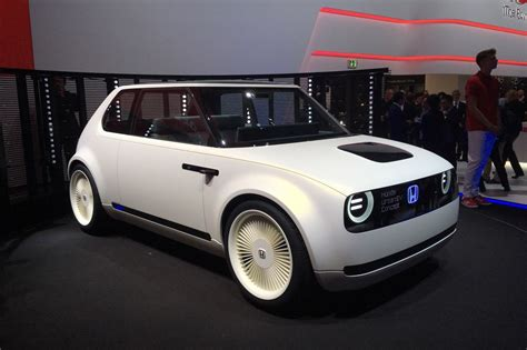 honda electric car uk honda ev concept retro electric car due in 2019 evo