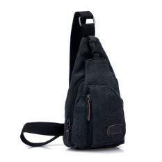 Canvas Chest Bag Grey Intl sling bag for for sale crossbody bag for brands