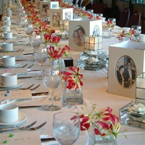 ideas for table decorations matching wedding table decoration ideas with your wedding