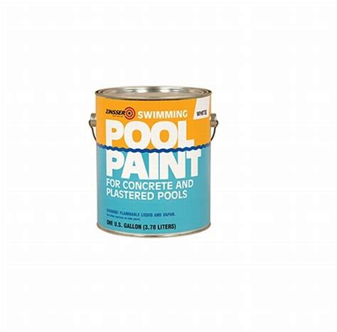 zinsser paint colors rust oleum 260540 zinsser white swimming pool paint 5g