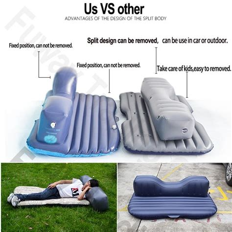 car air mattress travel bed car back seat cover mattress air bed car bed