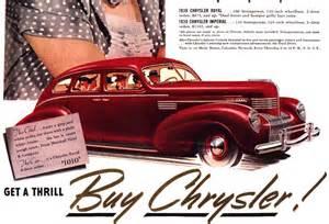 Chrysler Advertising Advertising