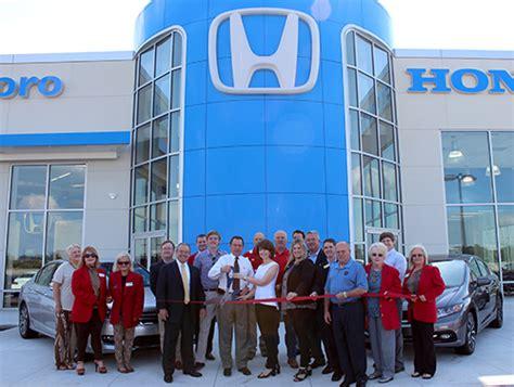 Honda Of Jonesboro by Honda Of Jonesboro Holds Grand Opening Jonesboro Chamber