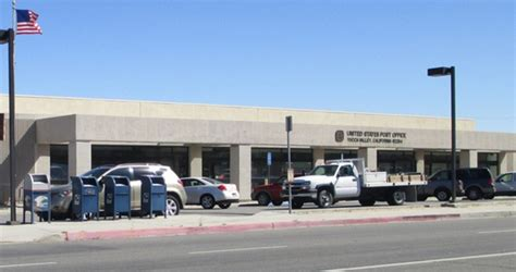 Valley Post Office by Some 11 Windows At The Yucca Valley Post Office