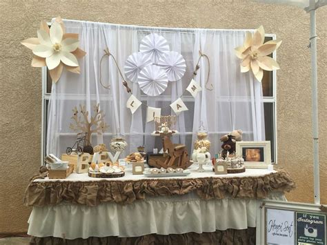 vintage baby shower ideas rustic and vintage baby shower baby shower ideas