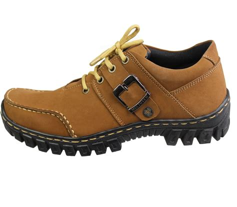 comfort walking boots mens boys suede nubuck leather comfort boots casual lace