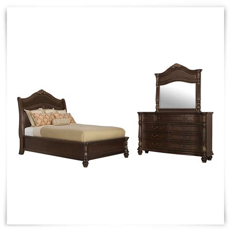 city furniture tradewinds tone woven platform bed