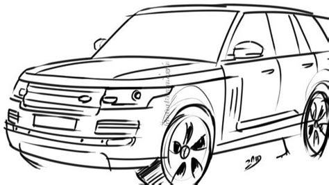 range rover sport drawing 100 range rover sport drawing first look land rover