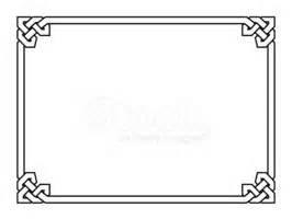 cornice gotica cornice decorativa ornamentali di stile gotico nero stock