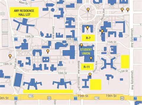 tech parking map faculty tech health sciences review ebooks