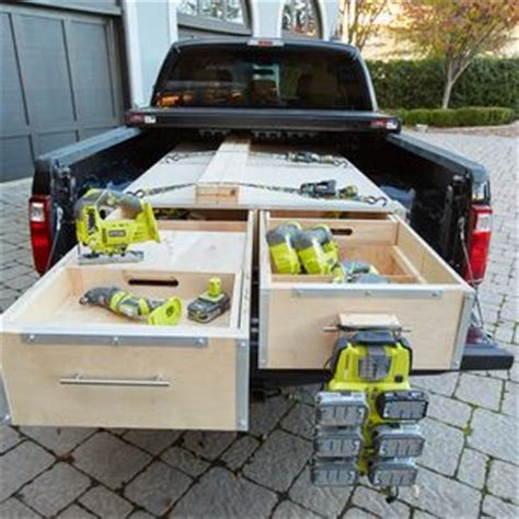 Truck Bed Organizer Ideas by 25 Best Ideas About Truck Bed Storage Box On