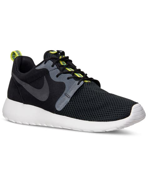 casual sneakers for nike s rosherun hype casual sneakers from finish line