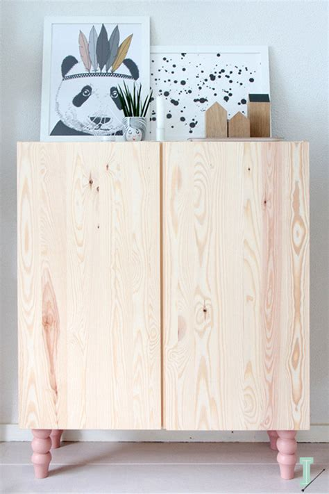 ivar hacks ikea ivar hack 10 ways to prettify the plain pine cabinet