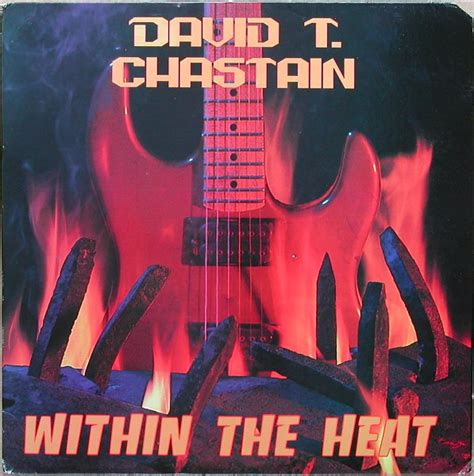 Cd David T Chastain Rock Solid Guitar david t chastain s cjss records lps vinyl and cds