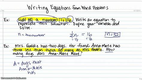 Writing Algebraic Expressions Worksheet by Writing Algebraic Expressions From Word Problems Worksheet