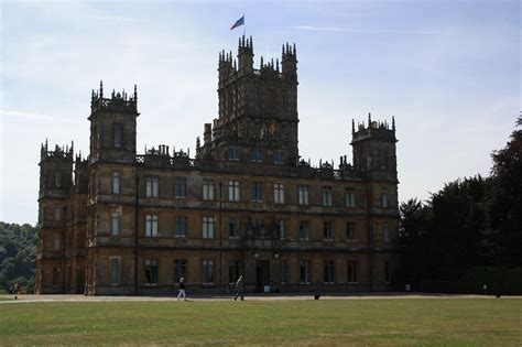 downton haus highclere castle zu besuch in downton family4travel