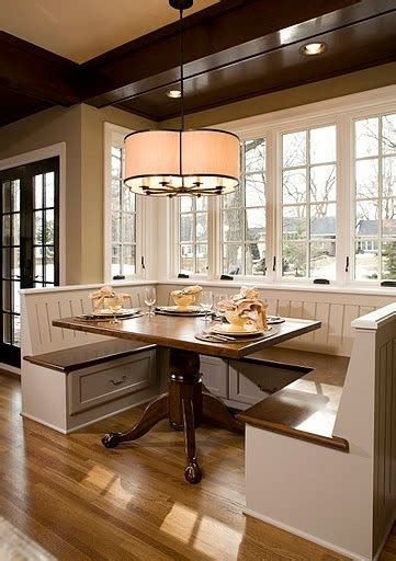 Built In Kitchen Table by 17 Best Images About Breakfast Nook Ideas On