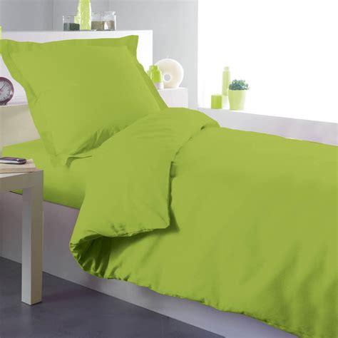 Couette Verte housse de couette verte pistache