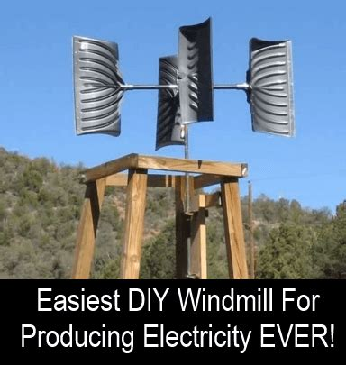 diy energy tips on pinterest solar panels wind turbine and fire easiest diy windmill for producing electricity ever