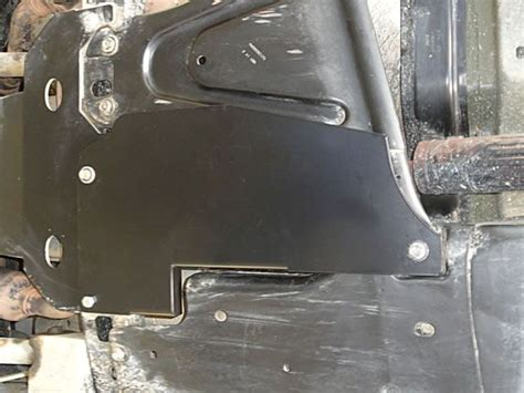 Jeep Jk Transfer New 2007 Jeep Jk Transfer Skid Plate More