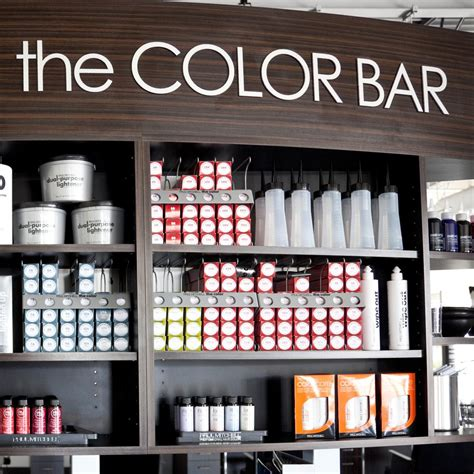 the color bar key area signs the color bar wadsworth salon