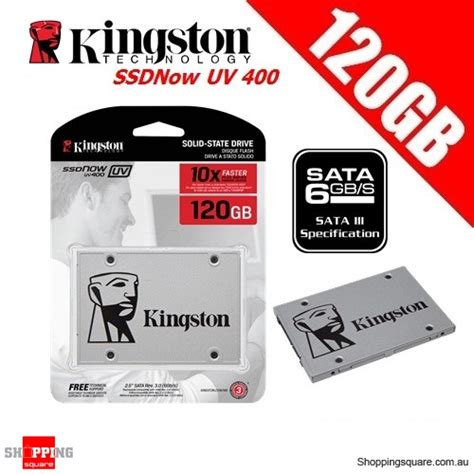 Dijamin Ssd Kingston Uv400 Suv400 120gb Sata3 kingston ssdnow uv400 120gb solid state drive ssd 2 5 inch