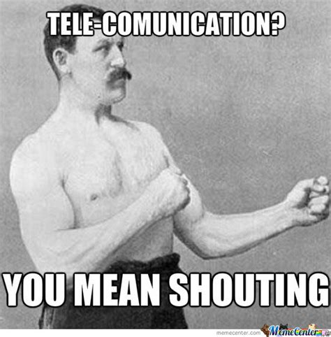 Communication Meme - bizprobs problems from the view of a business owner