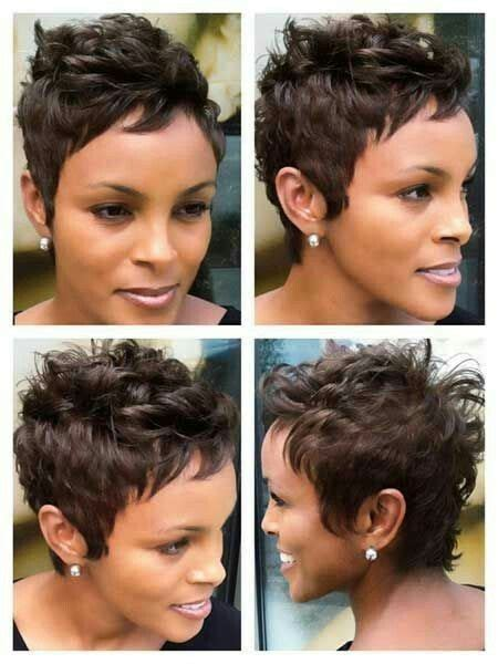 trio bump pixie cut 9 best human hair short wigs bump images on pinterest
