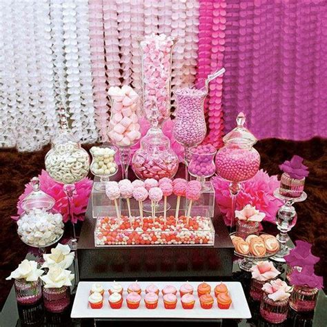 Wedding Shower Favor Bags by 26 Best Ideas About Candy Sweets Bar On Pinterest Love