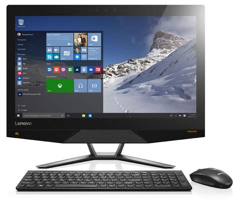 Lenovo All In One Ideacentre Aio720 24ikb F0cm000cid lenovo ideacentre 720 24ikb