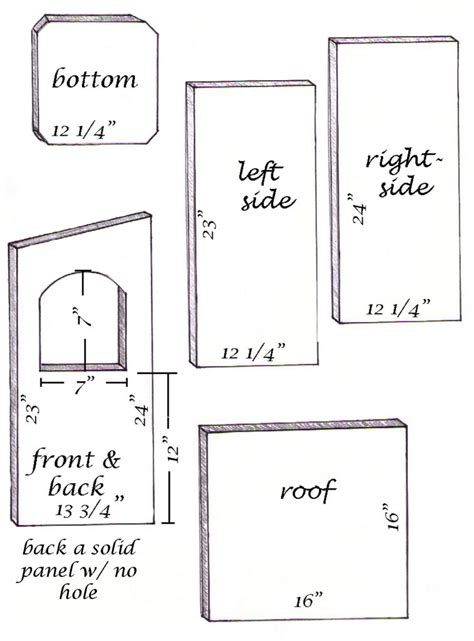 bird house plans bird house plans with license plate roof