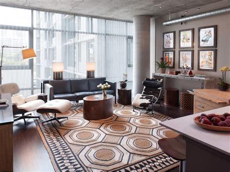 mid century modern living room furniture photos hgtv