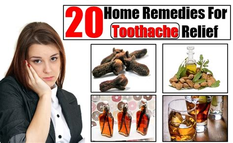 20 home remedies for toothache relief search home remedy